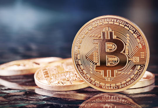 Two bitcoins