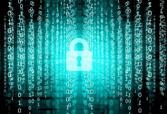 Computer security wallpaper
