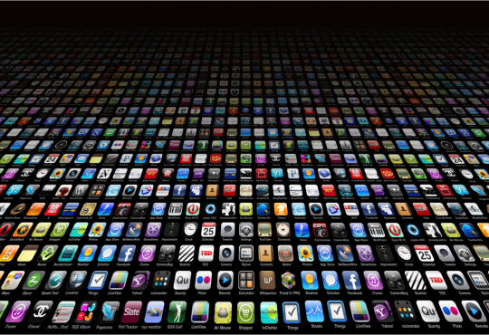 Large collection of app icons for educational apps