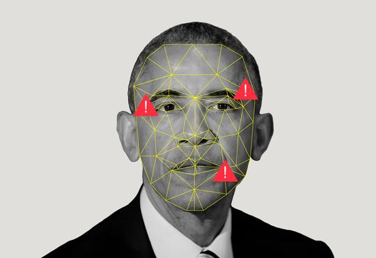 Obama with warning of deepfake