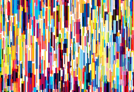 colourful patterned background