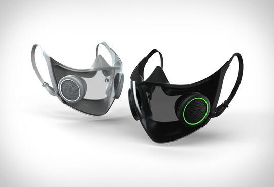 technological mask