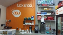 Arts Student Union Tuck Shop.