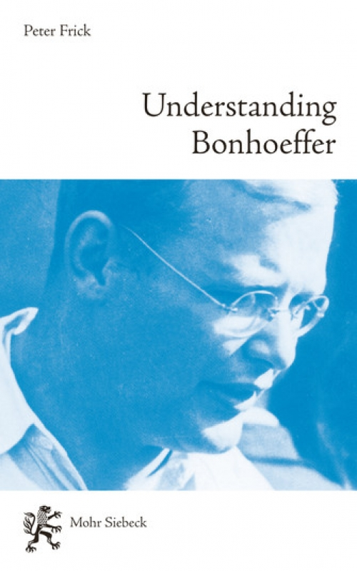 Cover of Understanding Bonhoeffer