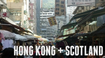 hong kong and scotland