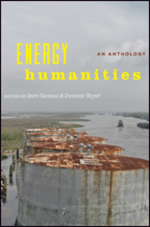Cover of Energy Humanities An Anthology