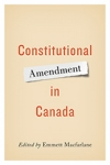 Cover for Constitutional Amendment in Canada