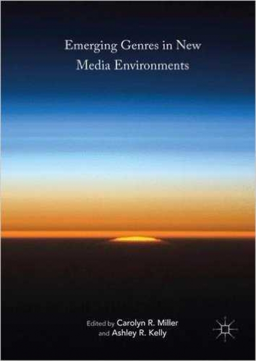 Cover of Emerging Genres in New Media Environments