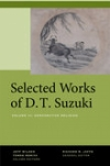 Cover of Selected Works of D.T. Suzuki, Volume III Comparative Religion