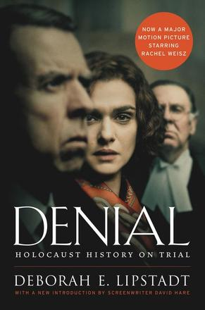 Denial book cover