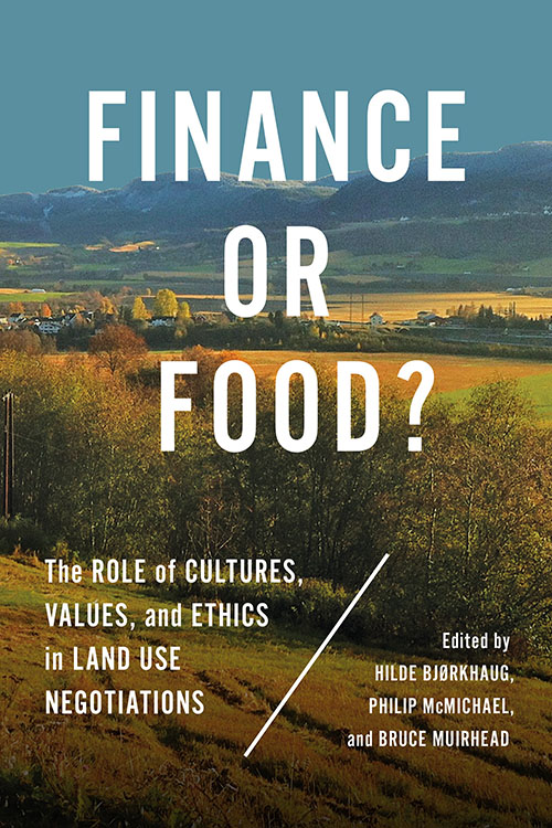 Food or finance? book cover