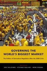 Governing the World's Biggest Market book cover