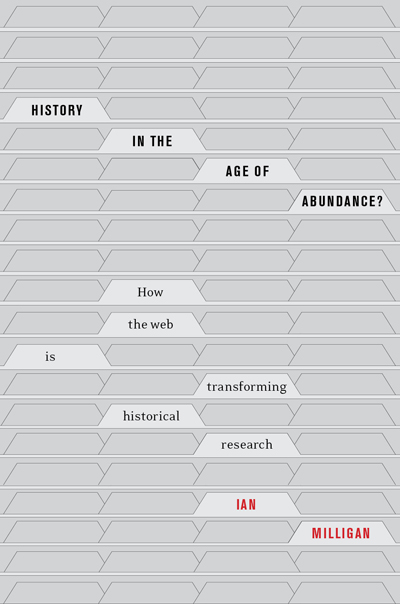 History in the Age of Abundance book cover