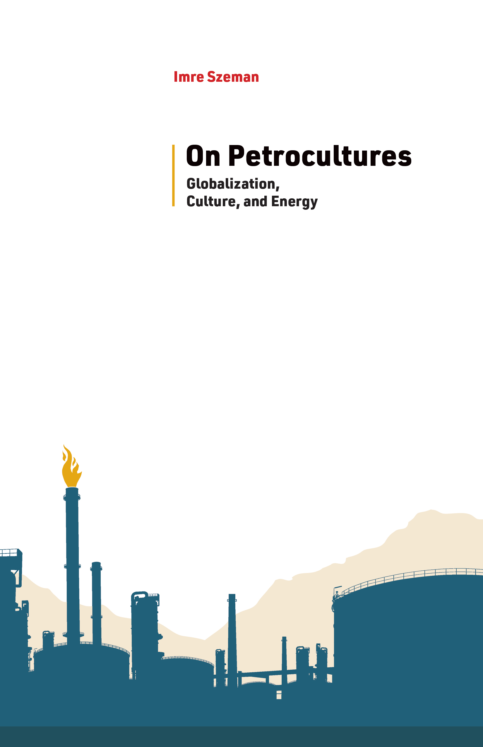 On Petrocultures book cover