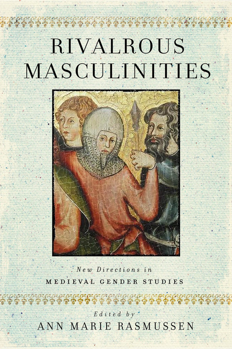 Rivalrous Masculinities cover