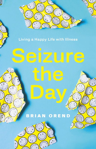 Seizure the Day book
