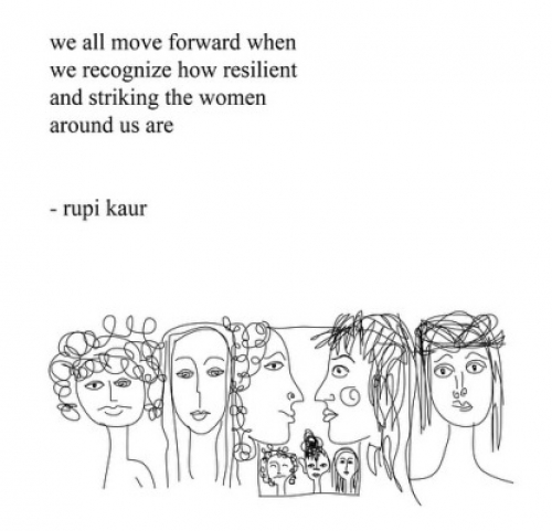 Image result for milk and honey by rupi kaur banner