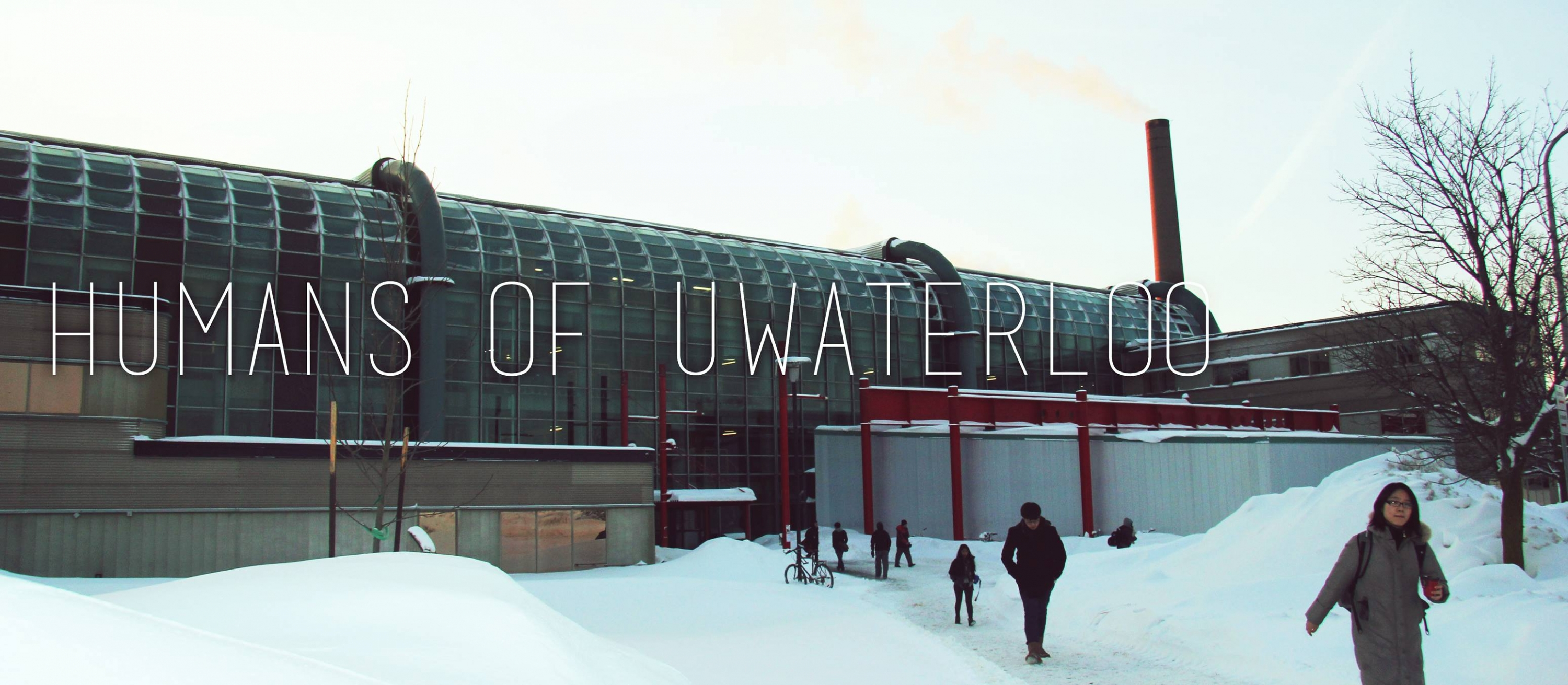 Humans of UWaterloo Facebook cover photo