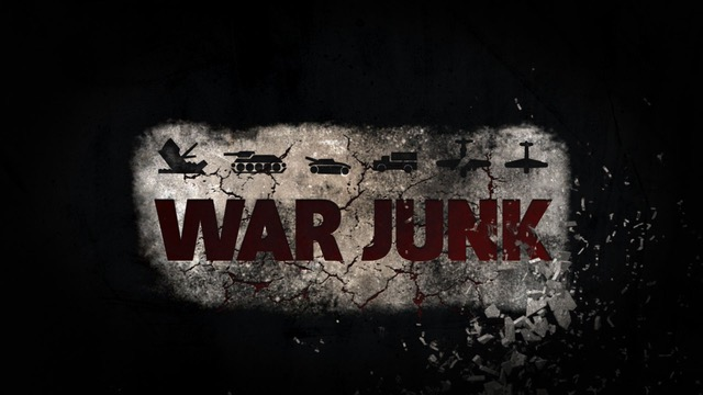 war junk graphic