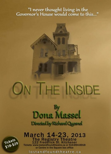 """On the Inside"" poster."