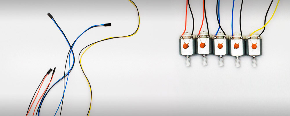 electrical plugs and wires