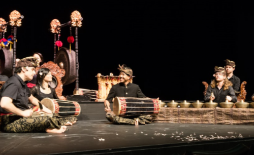 UWaterloo Balinese Gamelan Ensemble