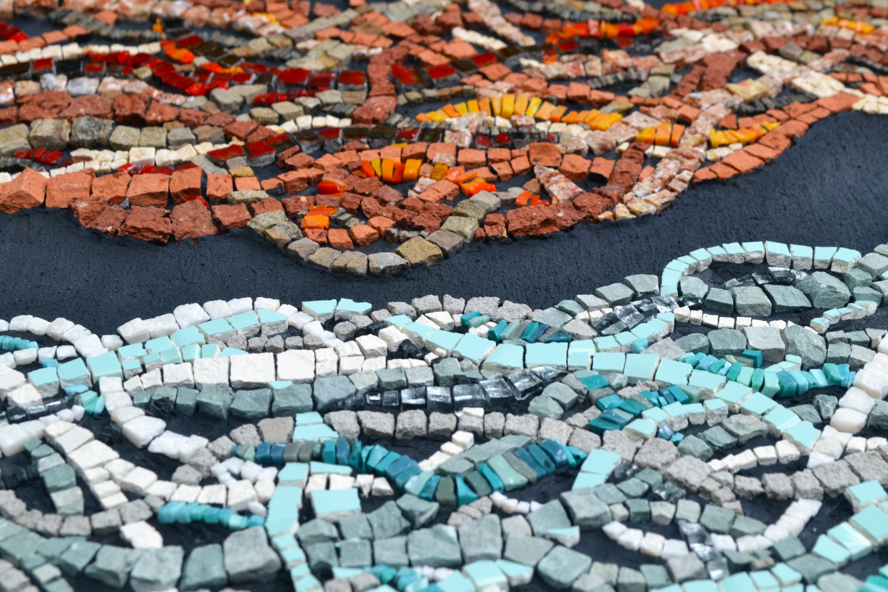 Julie Sperling mosaic