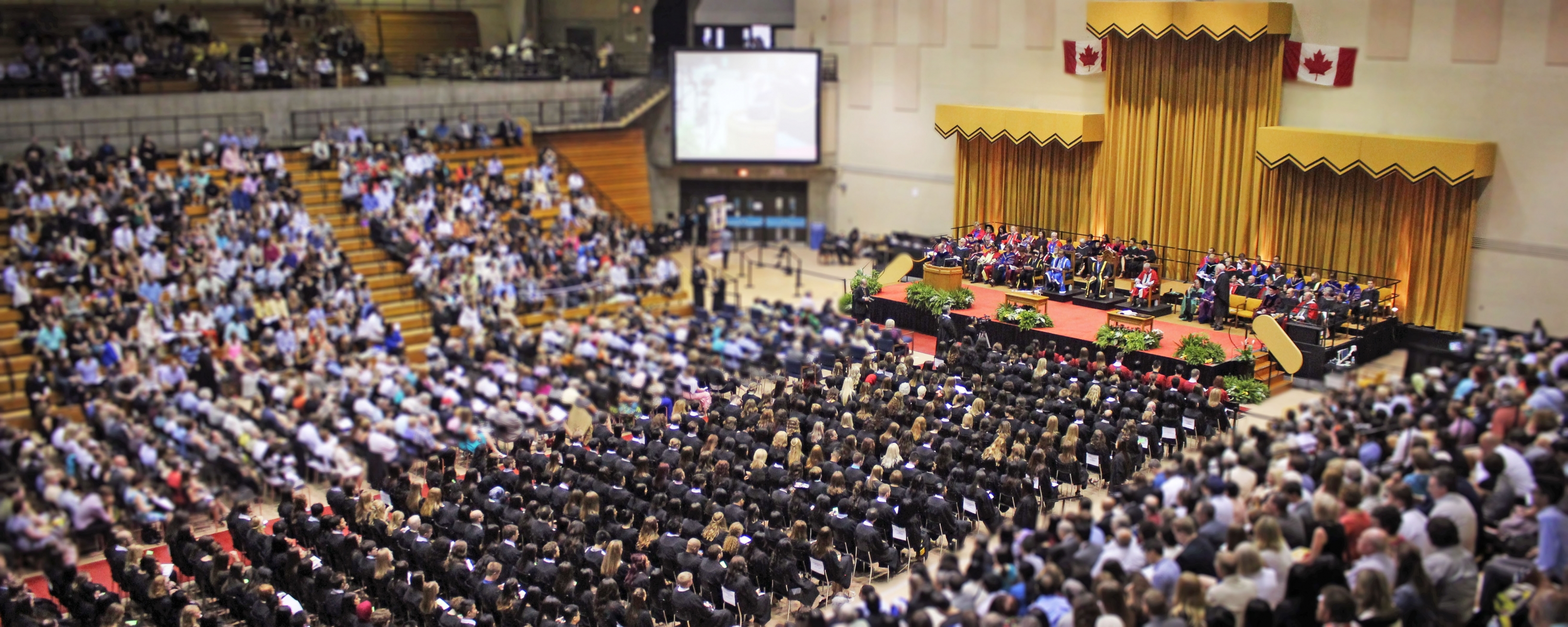 convocation auditorium