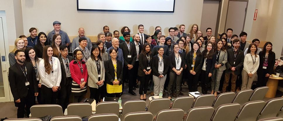 2019 Datafest competitors and sponsors