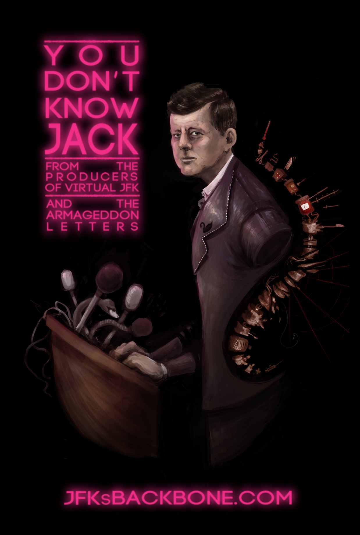 book cover of You Don't Know Jack