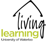 Living-Learning logo.