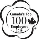 Canada's Top 100 Employers 2019 logo