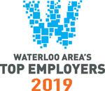 Waterloo Top Employer 2019 logo