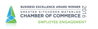 Employee engagement winner logo