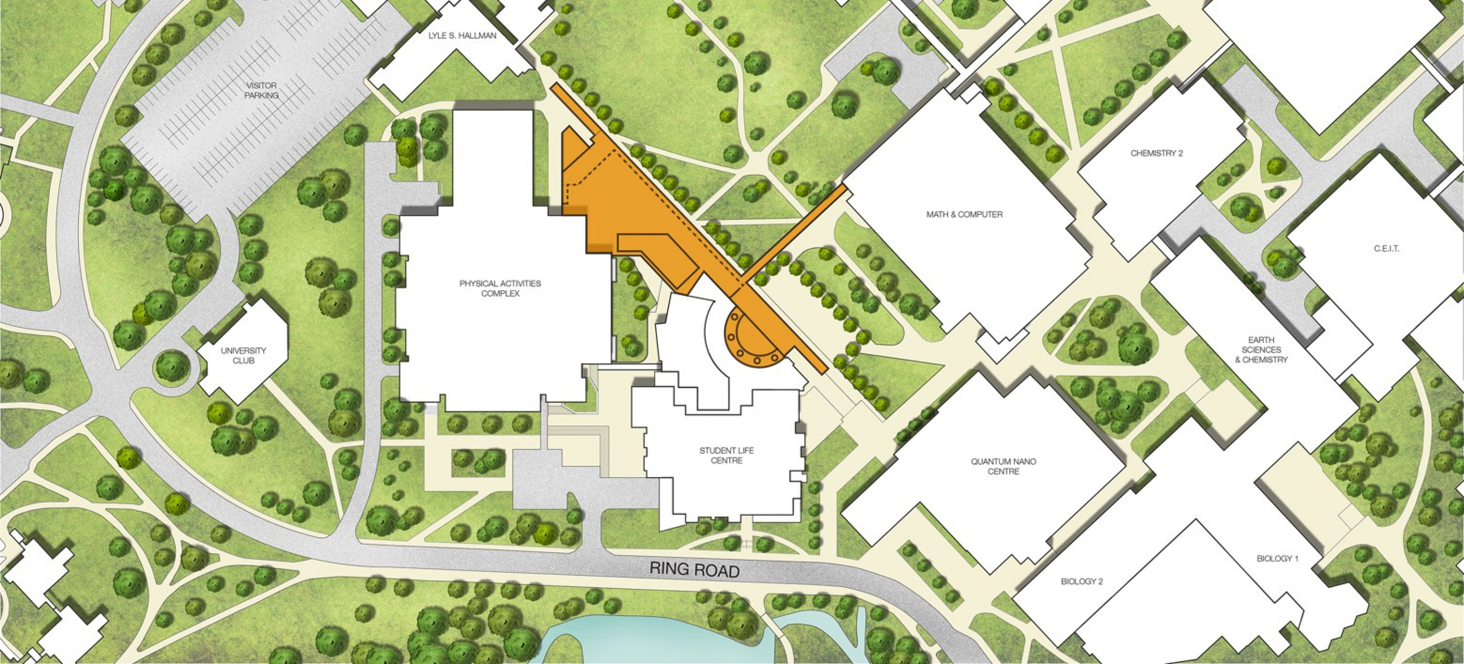 Slc Pac Expansion Project Associate Provost Students University Of Waterloo