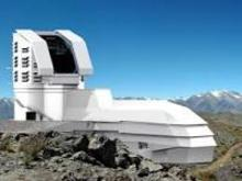 Artist view of the Large Synoptic Survey Telescope