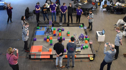2020 Vex competition