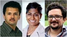 Chandrashekar, Maly, and Arami
