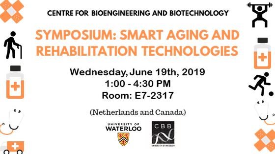 Symposium Smart Aging & Rehabilitation Technologies