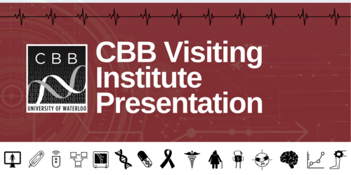 CBB Visiting Institute Presentation