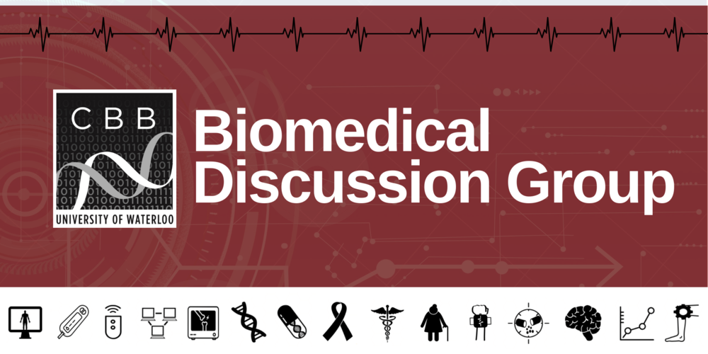 Biomedical discussion group logo