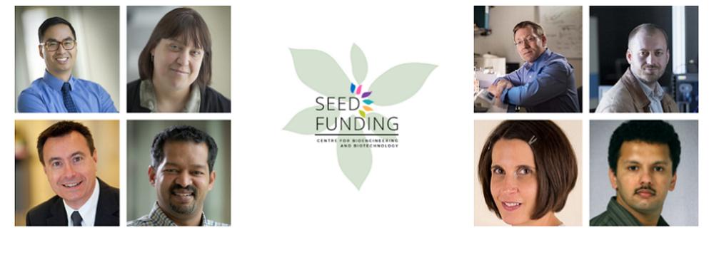 Seed Fund Round 3 winners