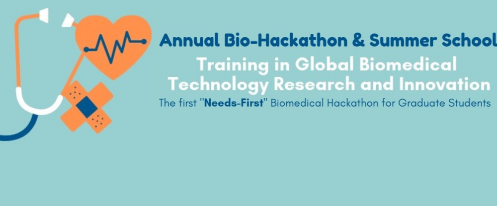 Bio-Hackathon and Summer School