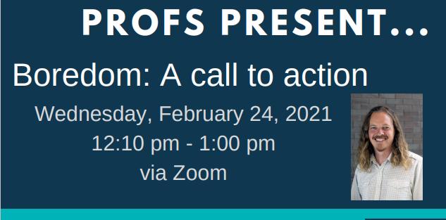 Profs Present February Header