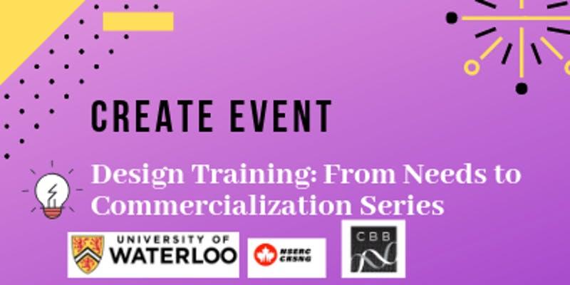CREATE Design Training