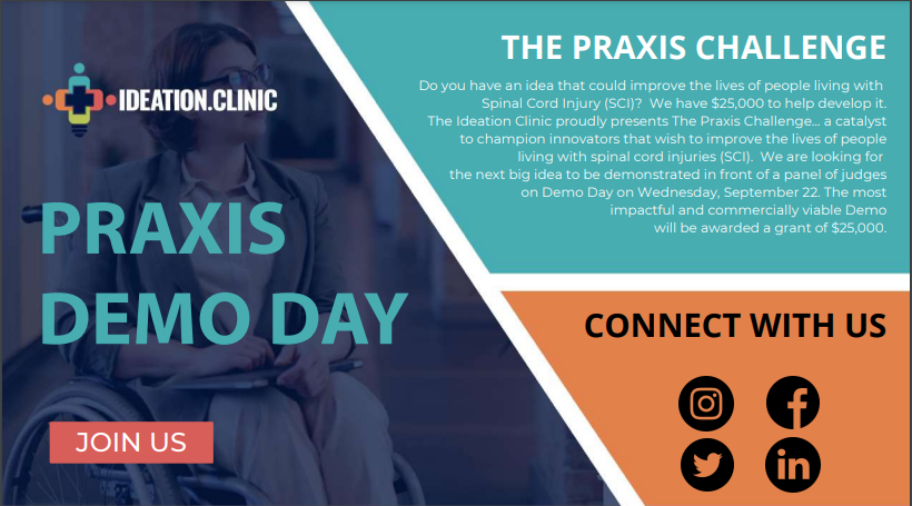 Praxis Demo Day Information