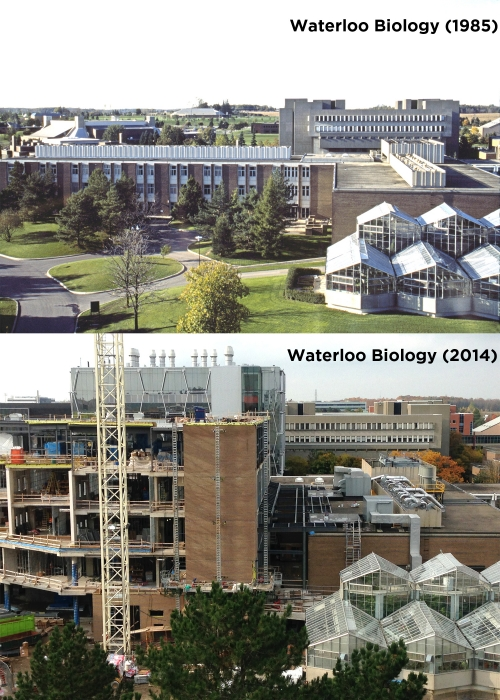 Biology building pictures
