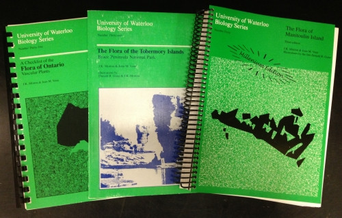 Biology publications Joan Venn has authored