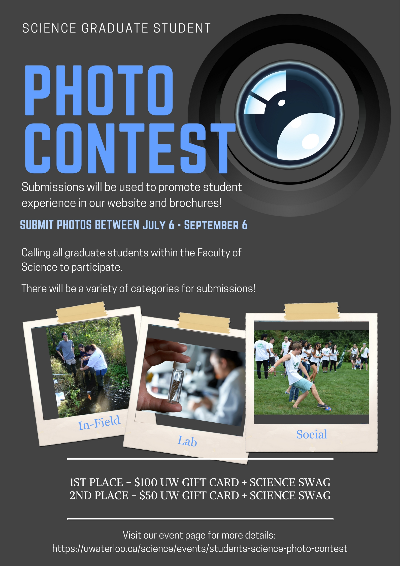 photo contest poster