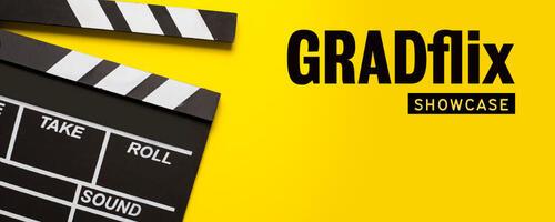 Gradflix showcase logo